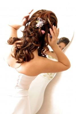 Χτένισμα γάμου - Κόμμωση νύφης