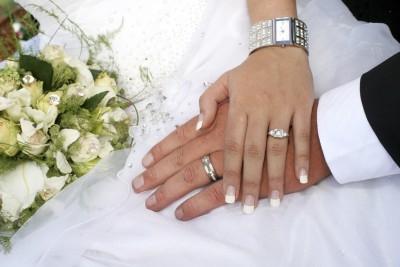 Βέρα γάμου και αρραβώνα